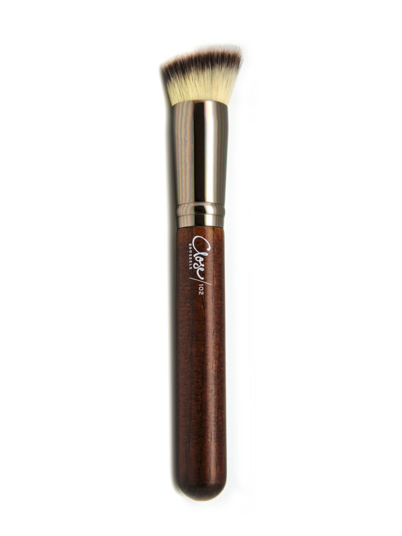 Round Foundation Brush